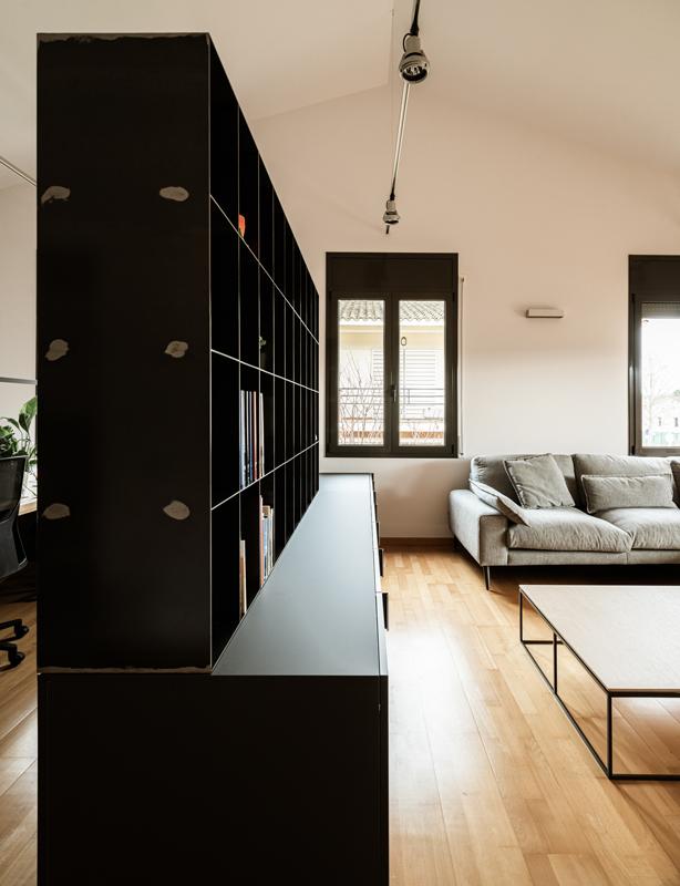 Un estudi a la sala - Undos Arquitectura